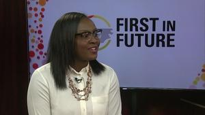 First in Future: Isa Watson