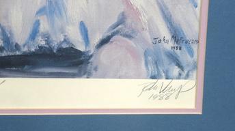 S22 Ep4: Appraisal: 1988 & 1989 John Mellencamp Print & Oil
