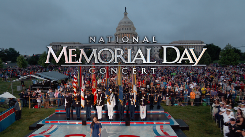 2018 National Memorial Day Concert