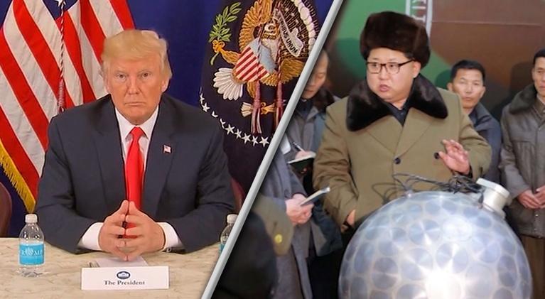 Washington Week: How will the U.S. respond to North Korea's nuclear war?