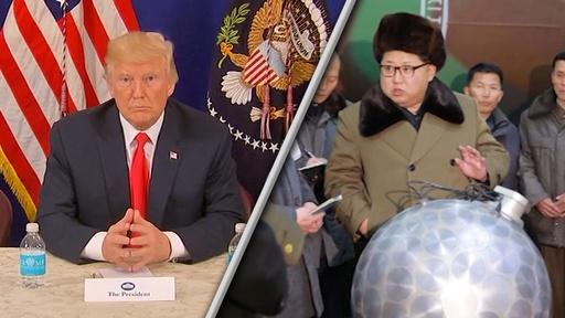 How will the U.S. respond to North Korea's nuclear war? Video Thumbnail