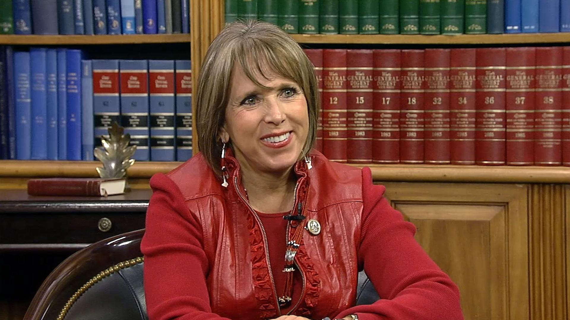 Women Thought Leaders: Rep. Michelle Lujan Grisham