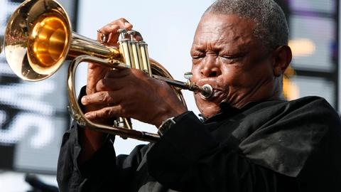PBS NewsHour -- Remembering South African musician Hugh Masekela