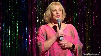 Terri Barton Gregg Comedy Web Extra
