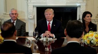 News Wrap: Trump calls on Democrats to back immigration plan