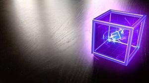 May 4, 2017 | World's first holographic toy