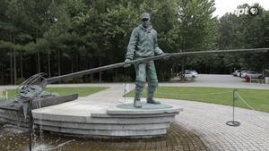 The Dig: Sculpture Garden Tonger