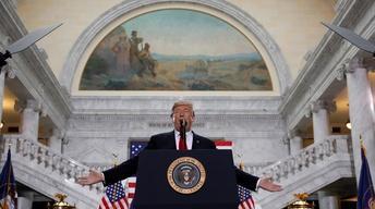 News Wrap: House votes down Trump impeachment resolution