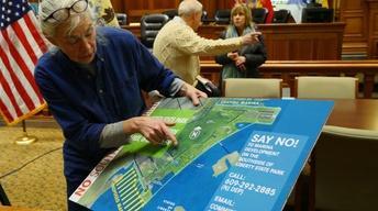 Jersey City files lawsuit to halt Liberty State Park marina