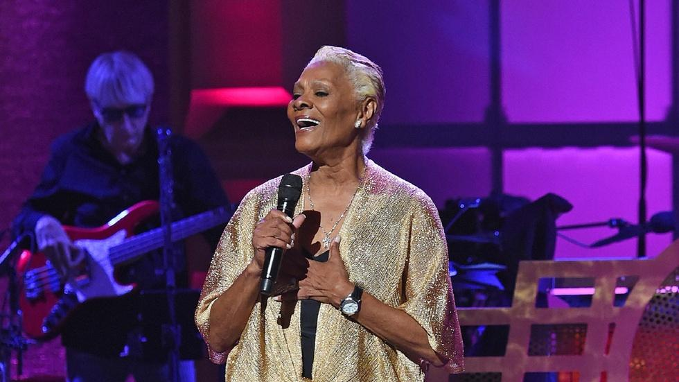 "Dionne Warwick Performs ""Then Came You"" image"