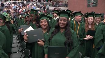 Commencements; Student Awards; Health & Wellness