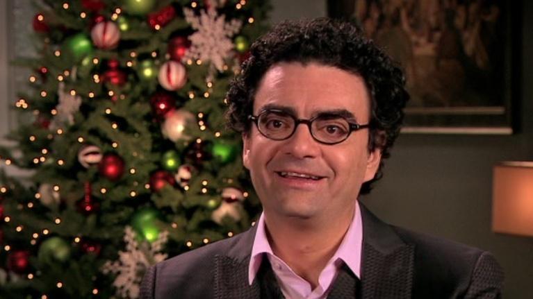 Christmas with the Mormon Tabernacle Choir: Behind the Scenes with Rolando Villazón