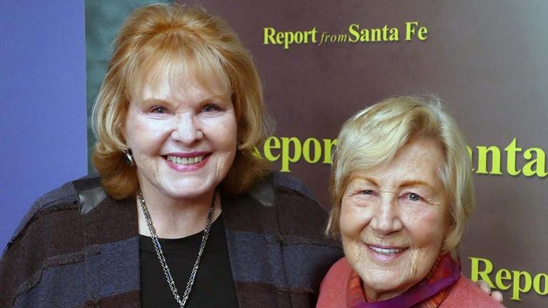 Report From Santa Fe, Produced by KENW: Joan Schutz