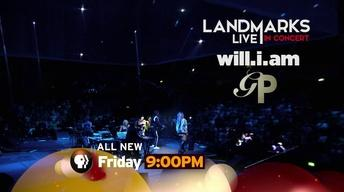 will.i.am – Landmarks Live in Concert: A Great Performances