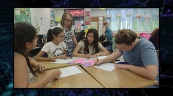 308: STEM Middle School Residency Program