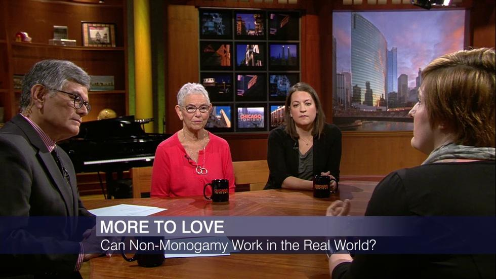 More to Love: Polyamory in the Real World image