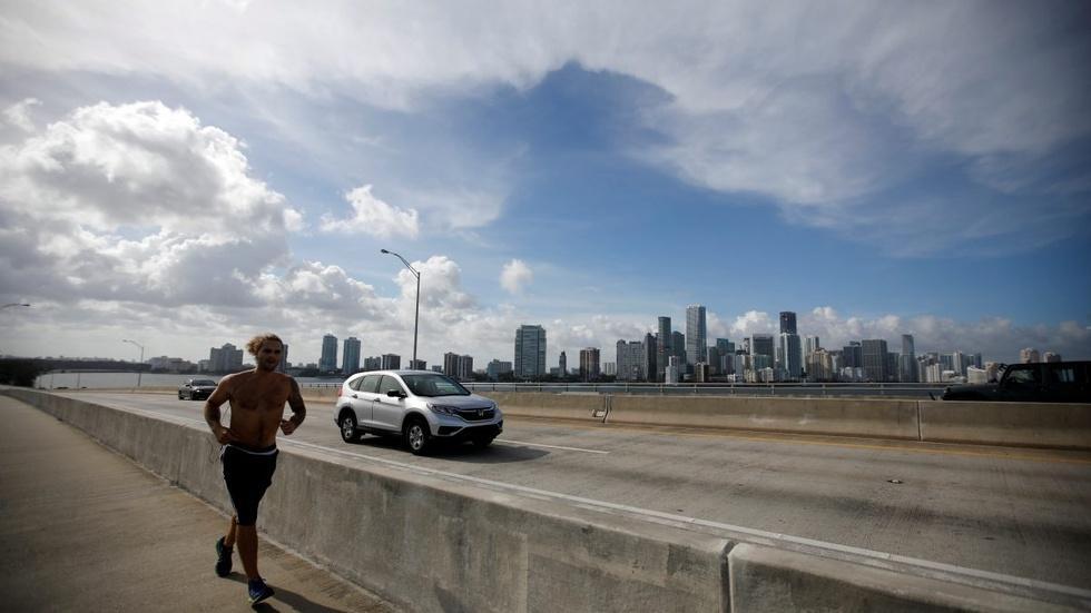 Irma threatens integrity of deficient bridges image