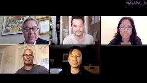 #MyAPALife: A Filmmaker Conversation