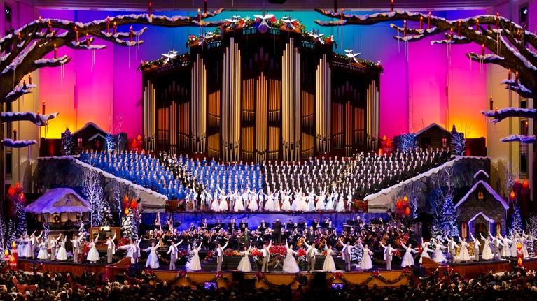Arizona PBS Previews: Mormon Tabernacle Christmas