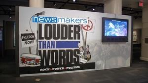 Louder Than Words: Rock, Power and Politics #1802