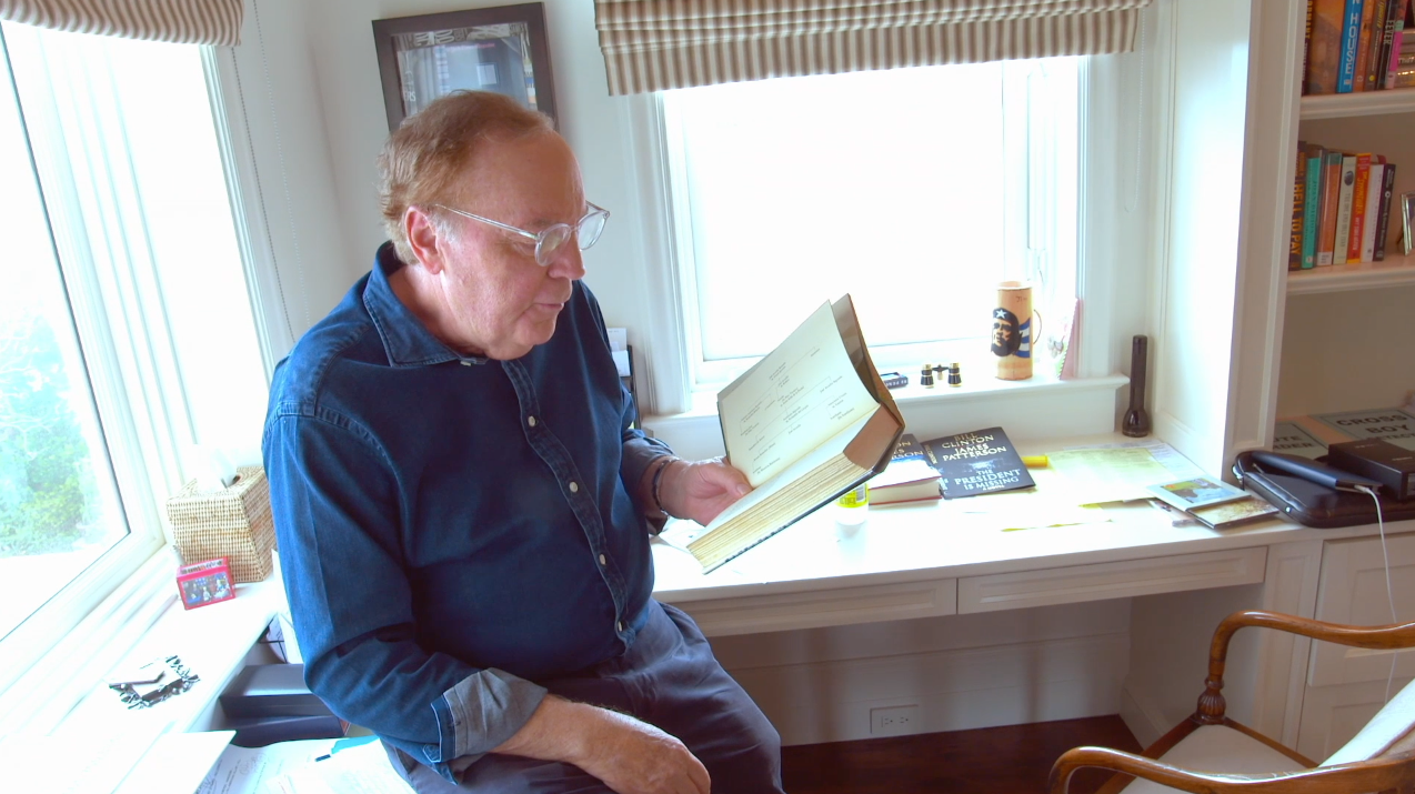 James Patterson Discusses One Hundred Years of So