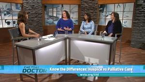 Know the Difference: Hospice vs. Palliative Care