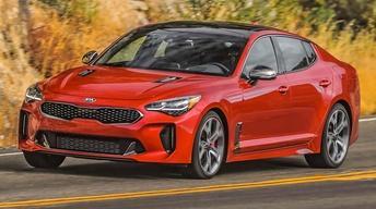 S37 Ep19: 2018 Kia Stinger & cars.com Compact SUV Challenge