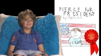 Pierce for President