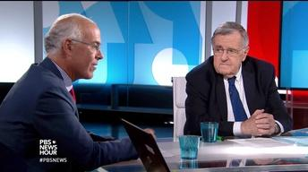 Shields and Brooks on the barrage of Trump revelations