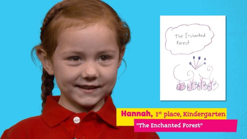 "Featuring ""The Enchanted Forest"" by Hannah"