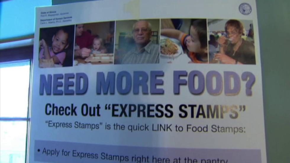 Food Stamps Restored for 25K in Time for Christmas image