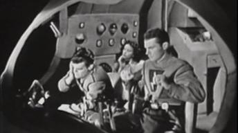 "Space Patrol ""Errand of Mercy"" and Rocky Jones"