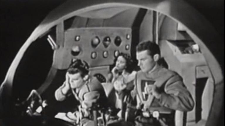 """I Remember Television: Space Patrol """"Errand of Mercy"""" and Rocky Jones"""