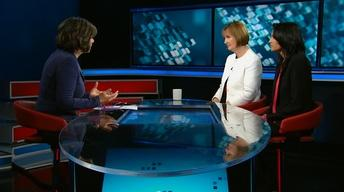 Amanpour: Robert Mueller autobiographer and votes for women