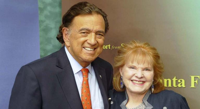 Report From Santa Fe, Produced by KENW: Bill Richardson, former Governor of New Mexico