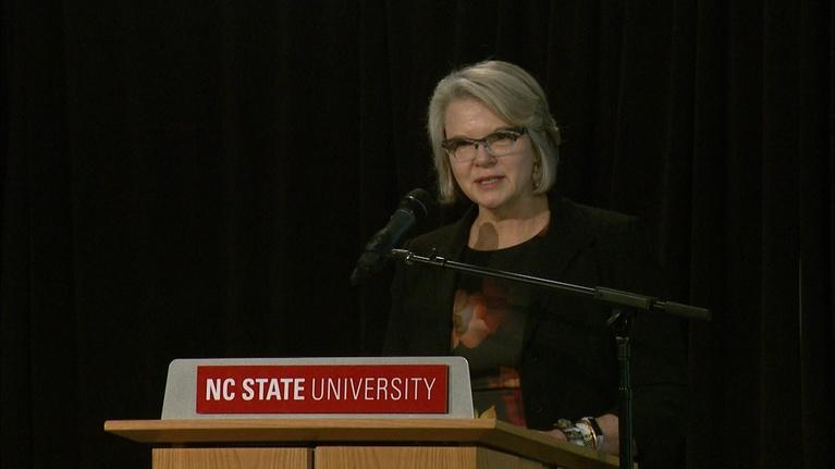 My Future NC: 11/06/17 Margaret Spellings Opening Remarks