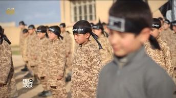 In Mosul, ISIS' youngest recruits still face brutality