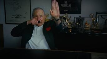 The Last Laugh - Mel Brooks, Sarah Silverman, Comedy and Dar