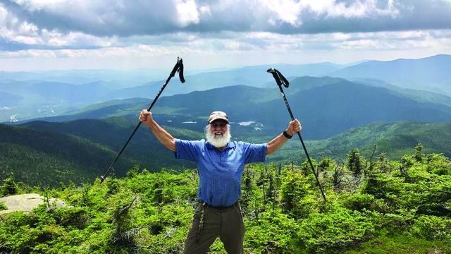 The Oldest Thru-Hiker