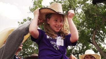 Boots, Buckles & the Special Needs Rodeo