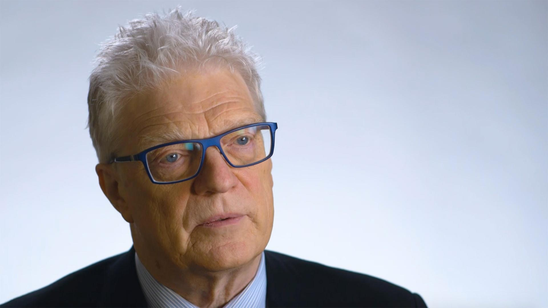 Sir Ken Robinson: PBS' Role in Advancing Education