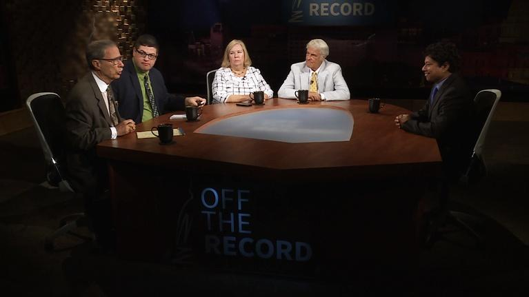 Off the Record: Shri Thanedar | Off the Record OVERTIME |8/11/17