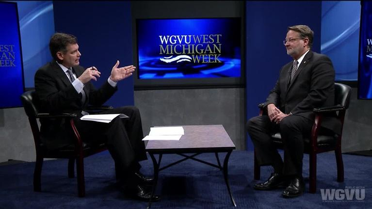 West Michigan Week: U.S. Senator Gary Peters #3712