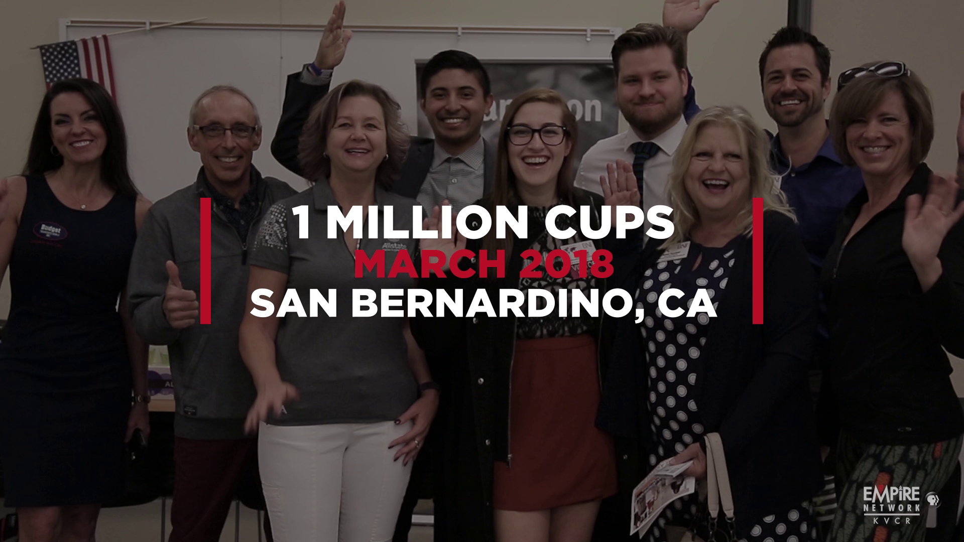 One Million Cups March 2018