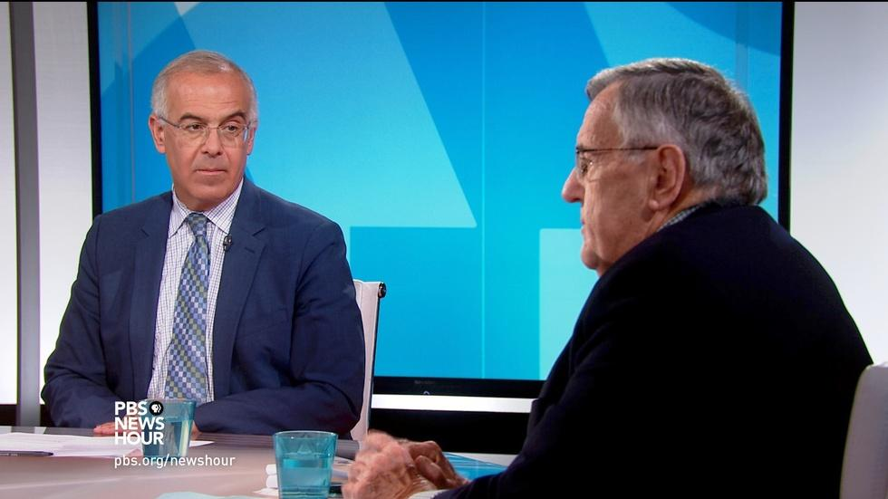 Shields and Brooks on Hillary Clinton's election candor image