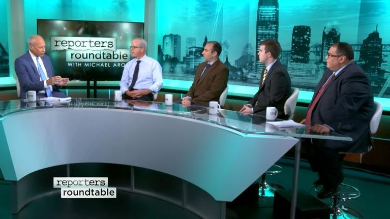 Reporters Roundtable: Menendez trial turns to his intervention on behalf of Melgen