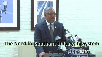 The Need for the Southern University System |  Pres.-Chancel