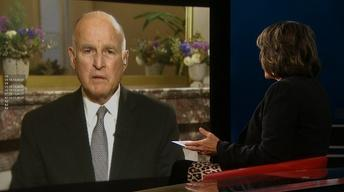 AMANPOUR: Governor Jerry Brown and Bryan Stevenson