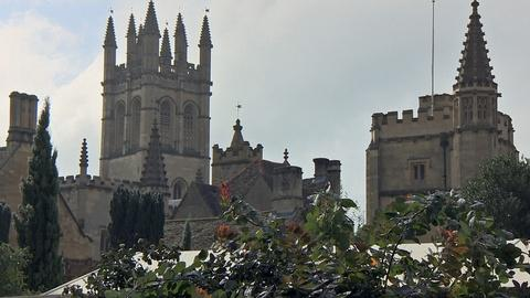 Endeavour - Masterpiece -- S4: Filming in Oxford