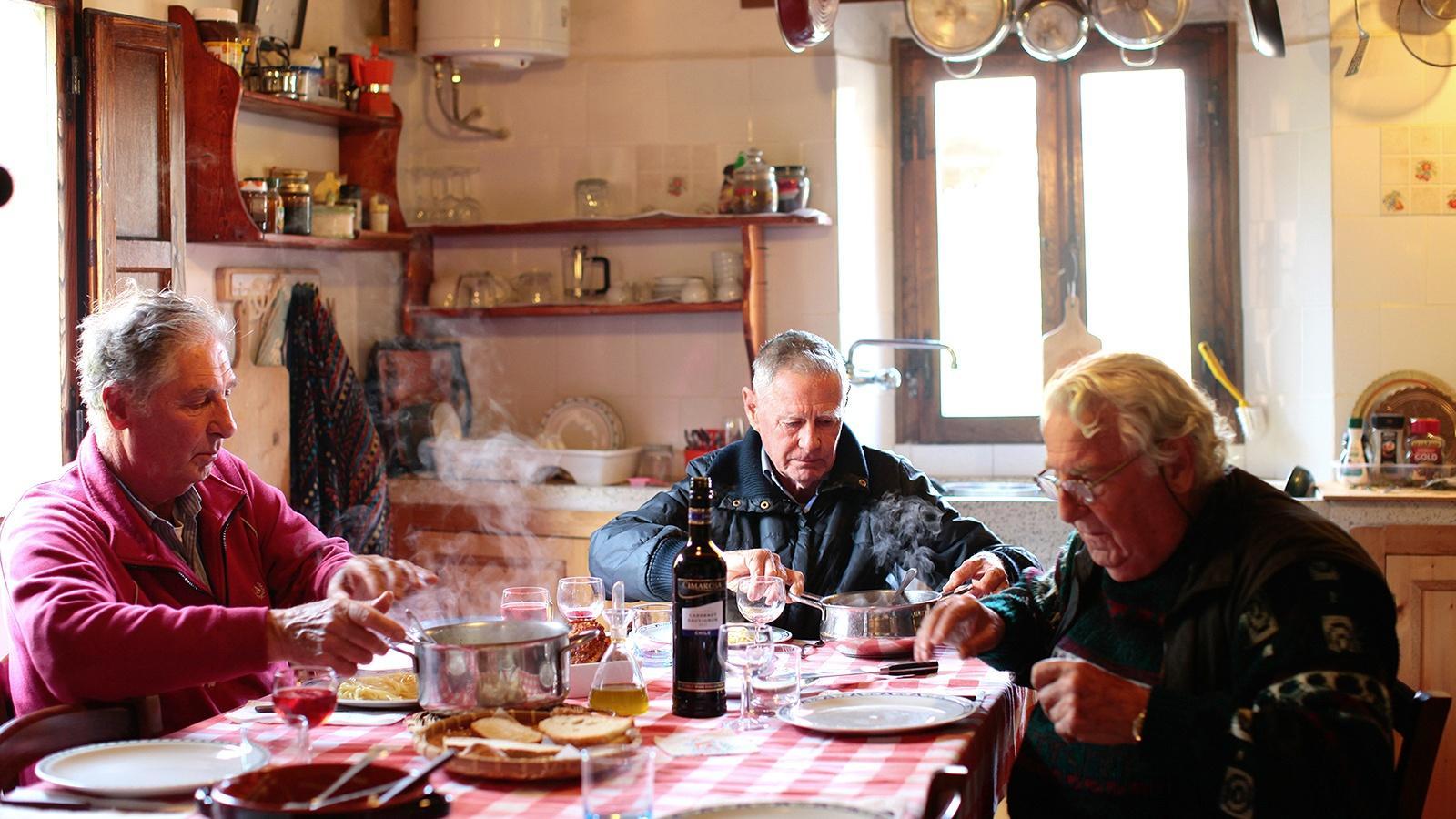 Shalom Italia - Trailer